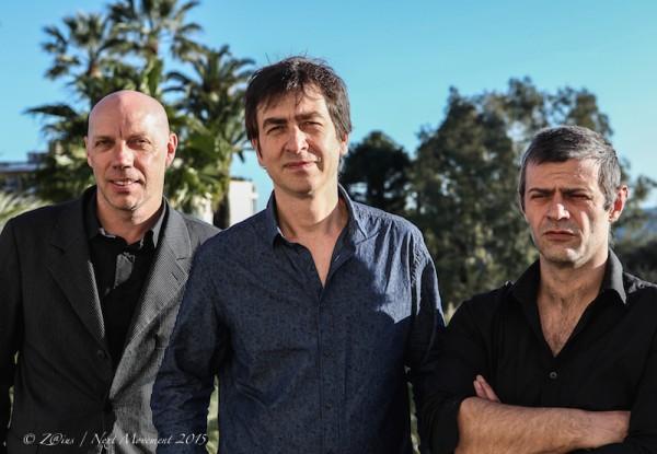 Fred D'Oelsnitz trio