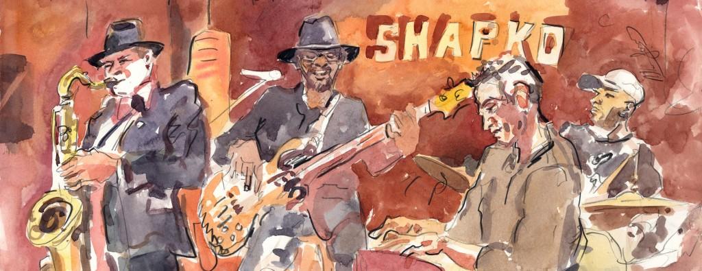 Illustration Shapko par M--rta Wydler