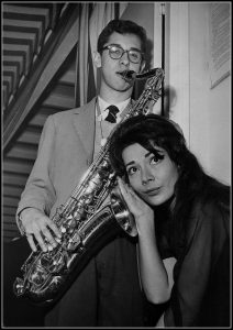 I Remember Barney : Juliette Greco & Barney Wilen