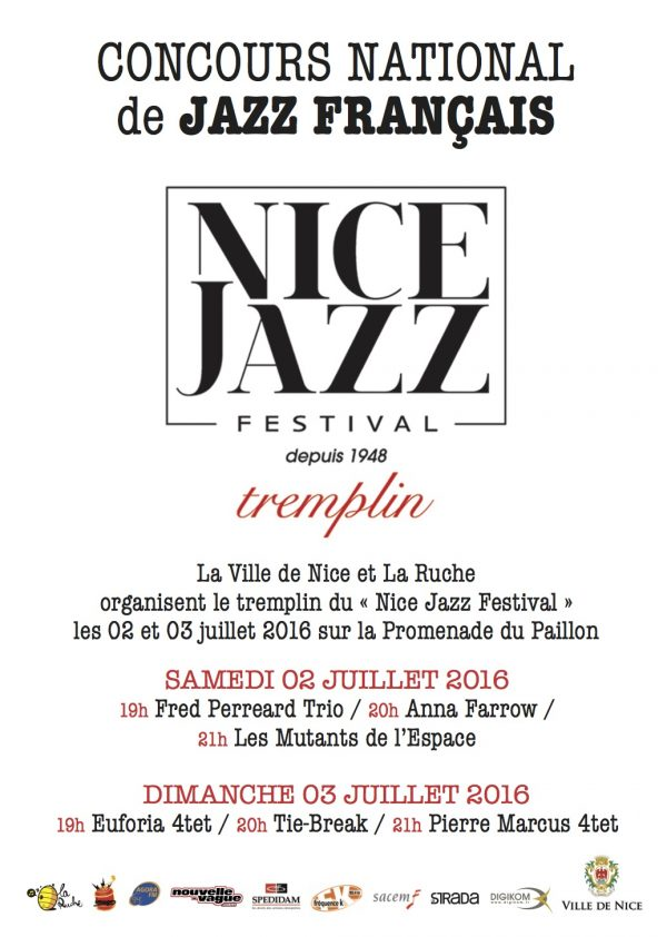 Tremplin nice jazz-2016