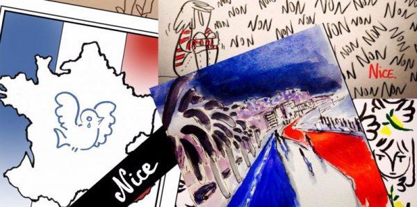 Les-dessinateurs-rendent-hommage-aux-victimes-de-l-attentat-de-Nice