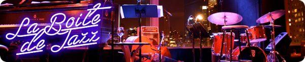 La Boite de Jazz sur Agora Cote d'azur avec le Jazzophone